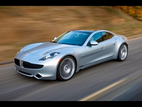 Driven 2017 Fisker Karma Ever
