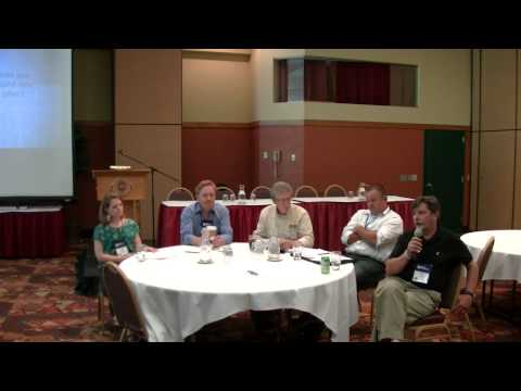 Wisconsin Elevation Data/LiDAR Data Townhall Panel Discussion