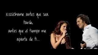 La Mala Costumbre - Pastora Soler y David Bisbal (versión iTunes) (con letra)