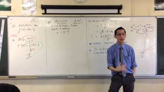 Investigating Inverse Functions (2 of 3: The Problem with Quadratics)