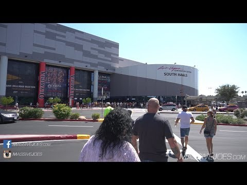 TMJ In The USA! Season 5 Episode 13: Expo Day 1 | MassiveJoe