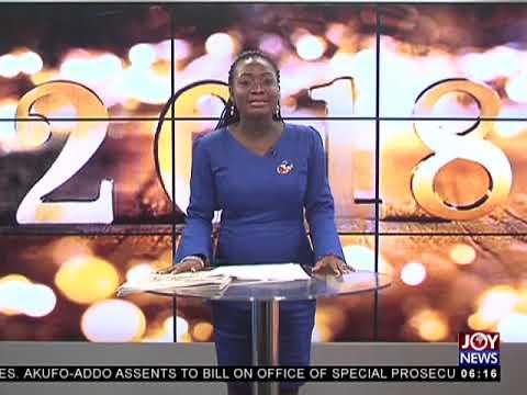 Decongesting Accra - AM News on JoyNews (3-1-18)