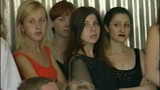 Защита дипломов СХУ 1998 рабочая запись ТРК Саратов