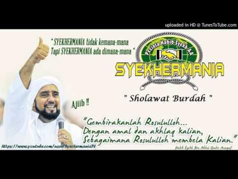 07  Sholawat Burdah, Habib Syech Volume 7