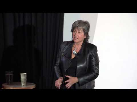 The power of the personal: Vicki Treadell at TEDxVUW