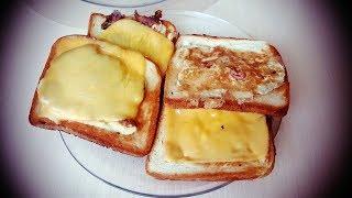 Вкусный и быстрый  завтрак за пару минут