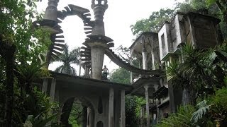 Castillo surrealista Edward James Xilitla S.L.P.