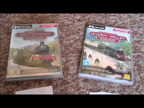 Train sim. WSR vs SVR. Part 5. Scores |