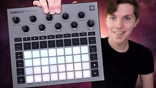 First Day with the Novation Circuit Rhythm