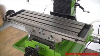 Fresadora para Metales