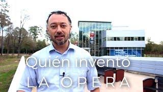¿Qué es una opera? ¿Quién la inventó? | «Español» Our Music, T2E1