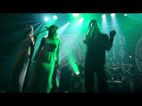 DERIAS & SPARS - The Green Wedding Day - Live from Dark Valentine Party