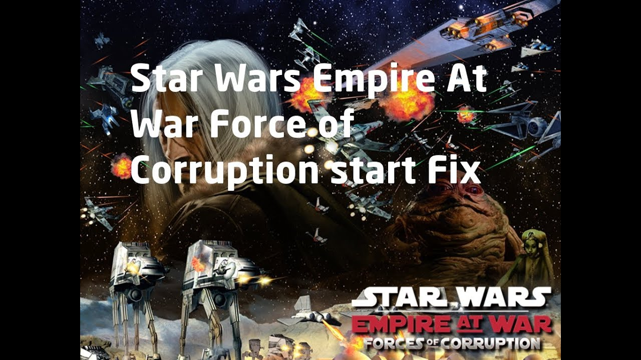 Empire at war forces of corruption download