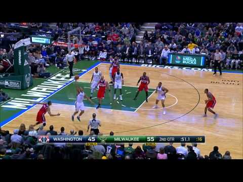Washington Wizards at Milwaukee Bucks- January 8,2017