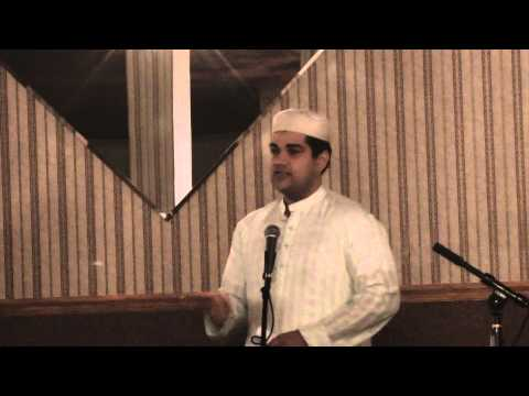Speech By Shiraz Md. Khan Bozai in CHICAGO, USA