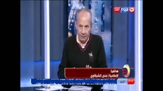 أول تعليق لـ'مني الشرقاوي' على جدل تبرع 'ميسي' بحذاءه لفقراء مصر.. (فيديو)