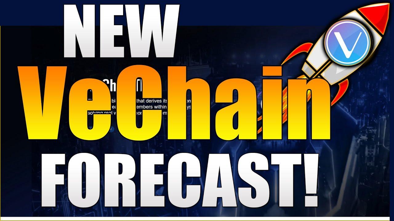 Download VECHAIN PRICE PREDICTION 2021 - VET PRICE PREDICTION - SHOULD I BUY VET - VECHAIN FORECAST