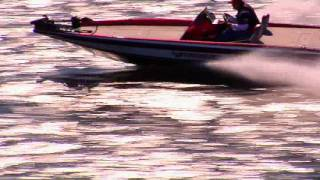 Phoenix Bass Boats Running Shot