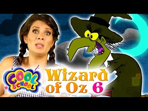 Wizard of Oz - NEW Chapter 6 | Story Time with Ms. Booksy at Cool School