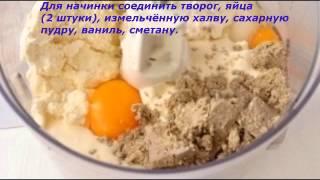 Чизкейк видео рецепт Смотрите видео как сделать вкусный чизкейк