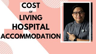 Hospital accommodation. Cost of living. Central London. Couples Accommodation. Filipino UK Nurse
