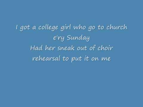 Nasty Girl by Ludacris featuring Plies [with Lyrics]