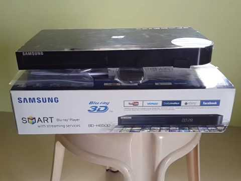 Samsung BD-H6500 3D Blu-ray Player Review in Tamil