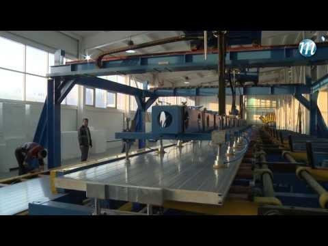 Первая линия завода «Профмодуль» запущена в Тюмени