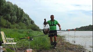 ДОНКИ на ЛЕЩА Рабочий монтаж донок Рыбалка на леща 2021