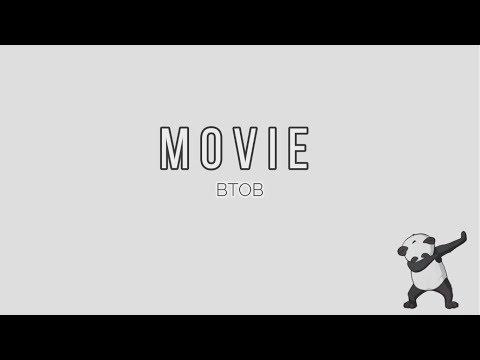 BTOB - MOVIE [EASY LYRICS]