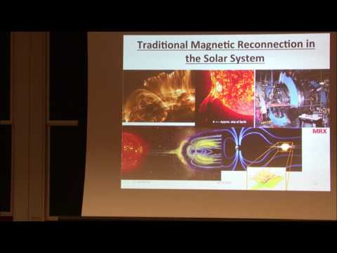 Frontiers of Radiative...Magnetic Reconnection - Dmitri A. Uzdensky