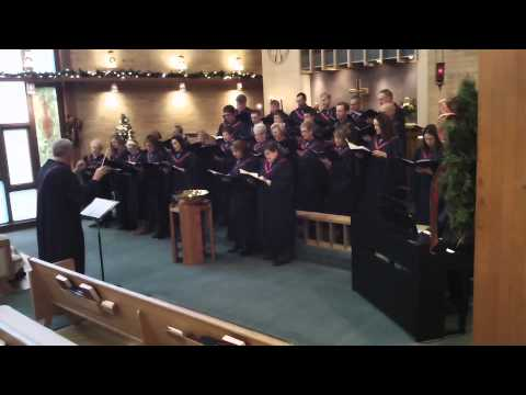 Hurry Shepherds Run - Augustana Lutheran Church - 12.21.14