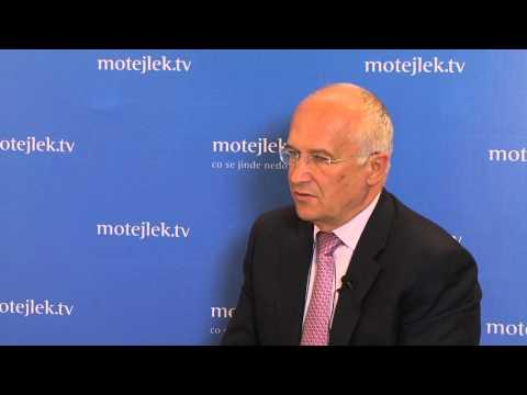 Alexej Beljajev, spolumajitel Optifin Invest, CEO Tatravagonka Poprad