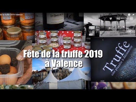 Fête de la truffe 2019 Valence