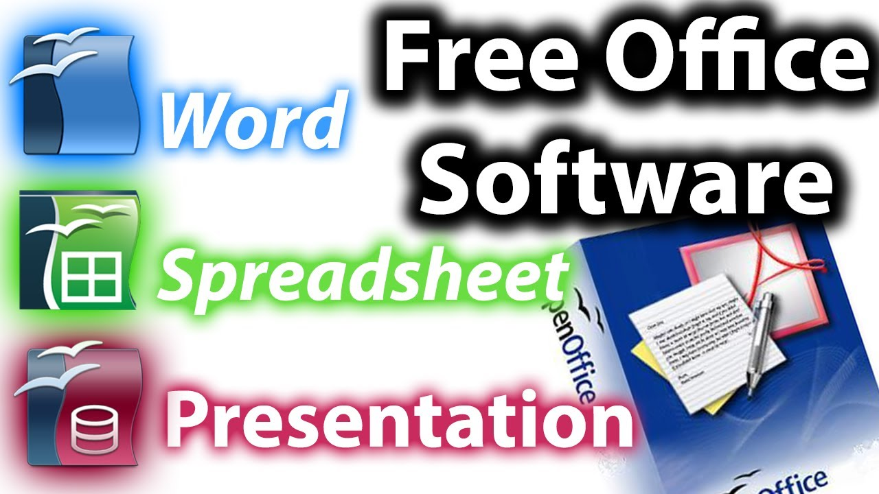 How to get free office software with open office for mac windows youtube - Free office download for mac ...