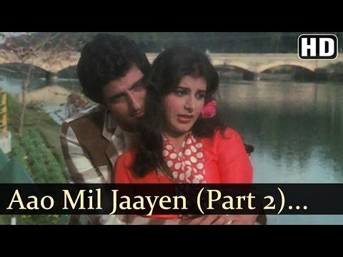 Aao Mil Jaayen || | Prem Geet Songs | Raj Babbar | Anita Raj | Jagjit Singh | Romantic | Filmigaane