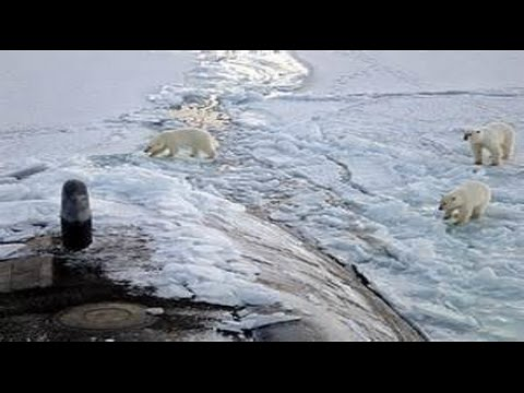 Russia USA Canada fight over North Pole Russia massive Arctic Military July 2015 Breaking News
