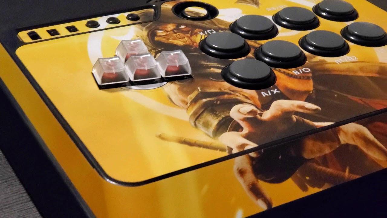 Download Mortal Kombat 11 Mayflash F300 Fight Stick with Cherry MX Keyswitches