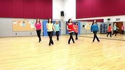 WWW.West - Line Dance (Dance & Teach in English & 中文)