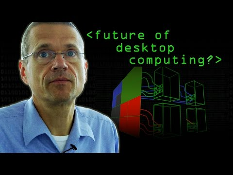 The Future of Desktop Computing? - Computerphile - Computerphile  - pW5iKF3eQ6Y -