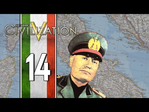 Italian Autocracy - Civilization V Multiplayer: World War Chaos - Italy - Part 14