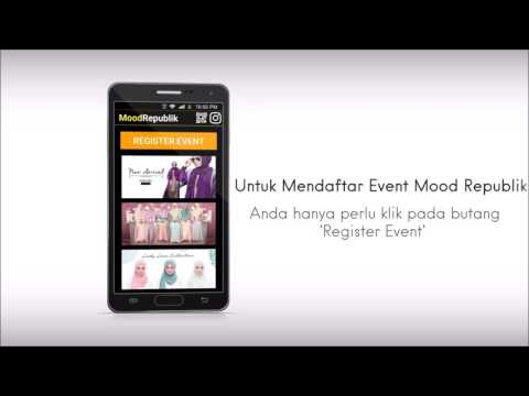 Mood Republik Mobile Application