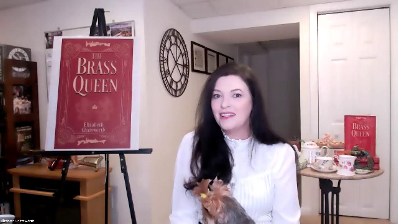 Book Launch: The Brass Queen