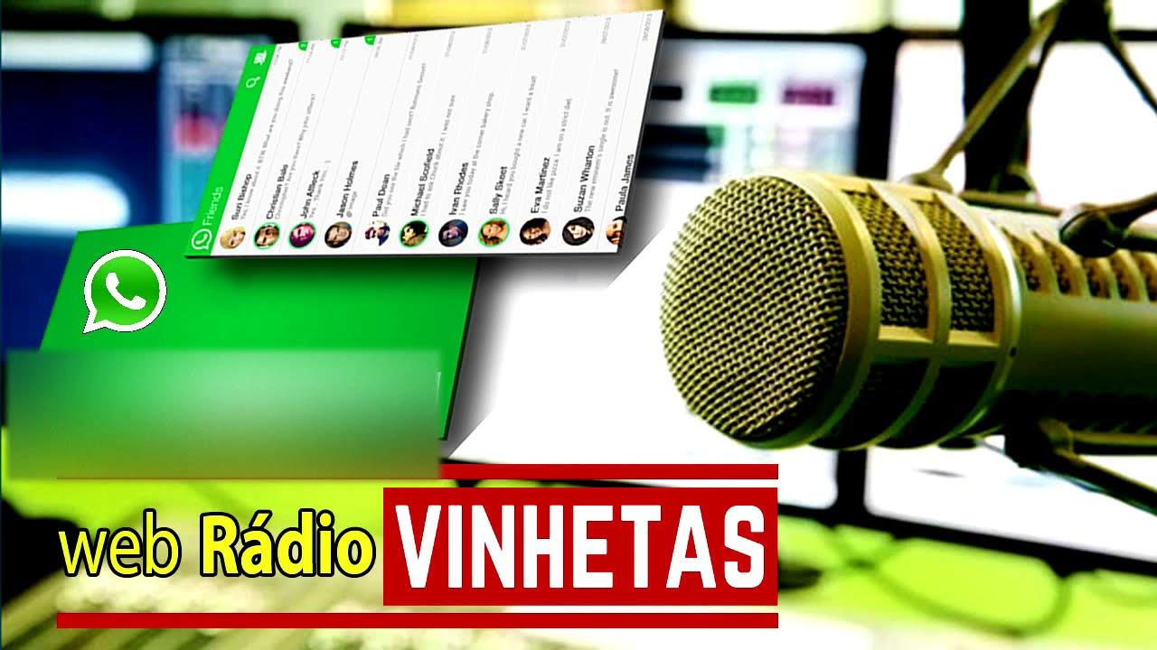 RADIO VINHETAS BAIXAR PARA DE GRAA