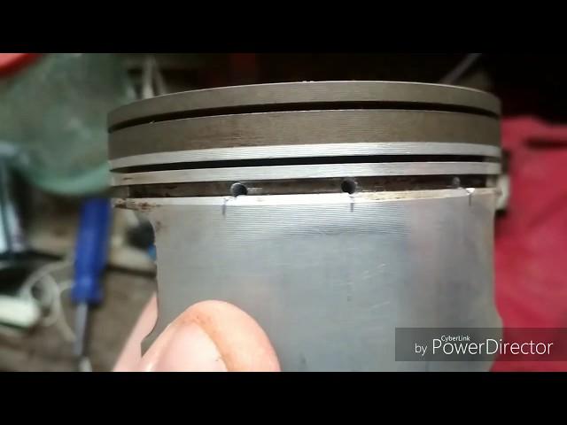 Фото к видео: Решение проблемы с расходом масла! Nissan Primera, X-Trail. Двигатель QR20DE