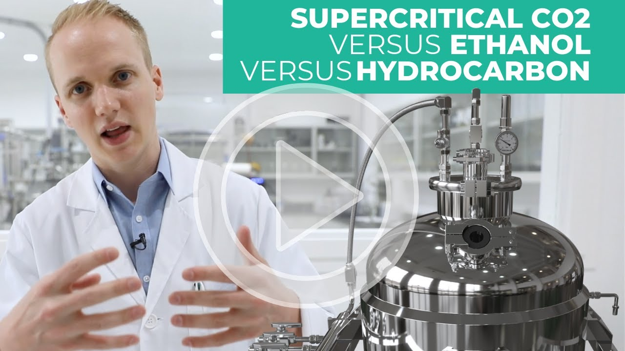 Cannabis and Hemp Extraction Explained: Ethanol vs  Supercritical CO2 vs  Hydrocarbon Extraction