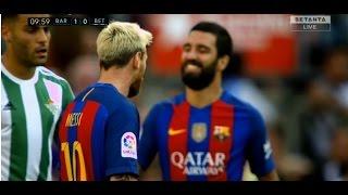 Barcelona vs Real Betis 6-2 Resumen y goles 20.08.2016