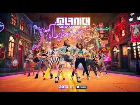 소녀시대 (Girls' Generation, SNSD) - I Got A Boy (3D audio ver.)