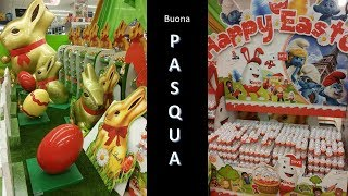 Buona Pasqua - Happy Easter . When traditions meet a new country