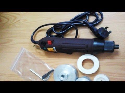 Portable Electric Hand Held Bottle Capping Machine Bottle Cap Sealer semi automatic simple capper